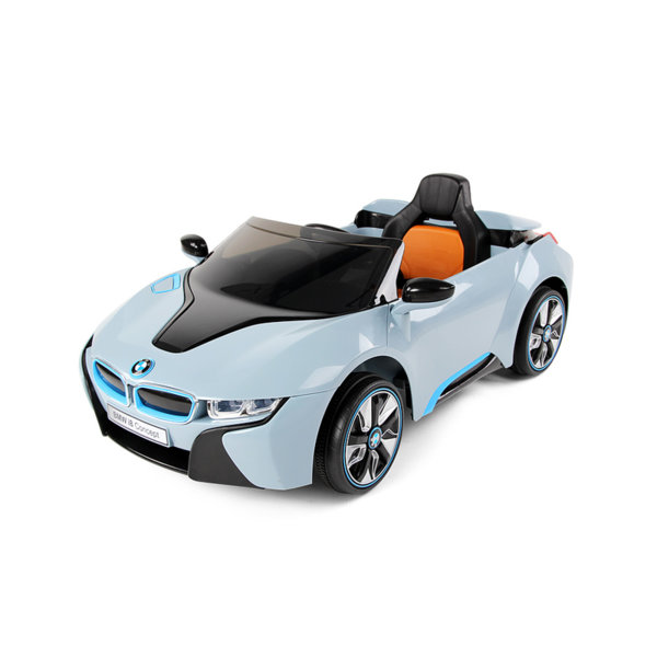 Електрическа кола BMW I8 Concept
